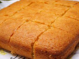 Citrininis pyragas su kefyru: išsigelbėjimas, kai norite skubiai pradžiuginti šeimą