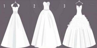 Pasirinkta vestuvinė suknelė atskleis, kaip elgiatės santykiuose