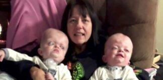 Kai slaugytoja pamatė šiuos dvynukus, ji nedelsdama priėmė sprendimą. Ji jo niekada nesigailėjo!