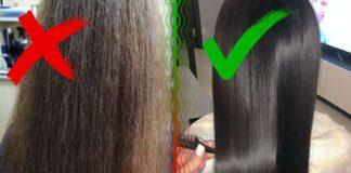 Kaip padaryti, kad garbanoti plaukai būtų natūraliai tiesūs?