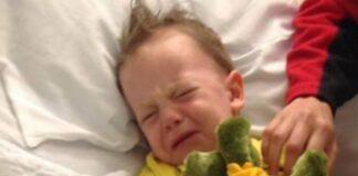 Mažametis vaikas šokinėjo ant batuto ir susižeidė. Kaip tai nutiko?