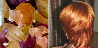 Ar galima plaukus dažyti svogūnų lukštais? Mes patikrinome šią informaciją
