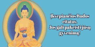 Įkvepiančios Budos citatos, kurios gali pakeisti jūsų gyvenimą