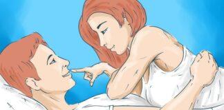 Geri įpročiai prieš miegą, kurie padeda išlaikyti meilę