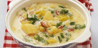Itališko stiliaus bulvių sriuba. Sotumas visai dienai garantuotas