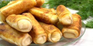Traškūs pyragėliai su bulvių įdaru. Puikus užkandis jūsų stalui