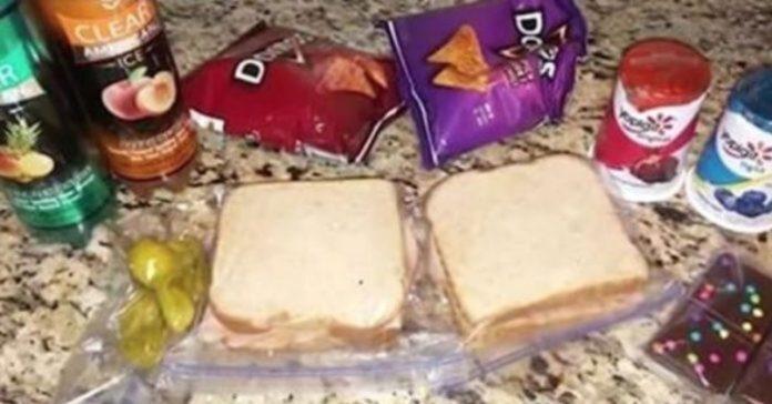 Sūnus pradėjo prašyti mamos, kad ji jam į mokyklą įdėtų daugiau maisto. Kodėl?
