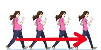 Lieknėjimas einant. Kiek laiko reikia vaikščioti, kad numestumėte svorio?
