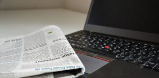 laikraštis kompiuteris