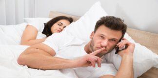 10 ženklų, kad jūsų vyras jus apgaudinėja