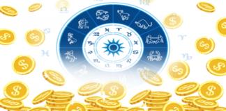 Kurie trys Zodiako ženklai balandį bus apdovanoti turtais?