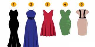 Pasirinkite suknelę ir gaukite gyvenimiškų patarimų