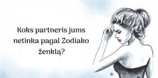 Koks partneris jums visiškai netinka pagal Zodiako ženklą?