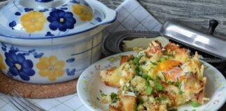 Soti kiaušinienė ukrainietiškai. Tobuli vėlyvi pusryčiai