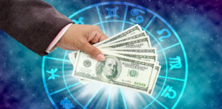 Trys Zodiako ženklai, kurie visada turi pinigų