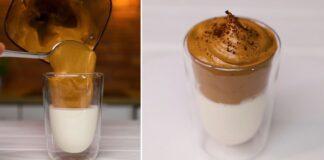 Kavos desertas, kuriam reikia tik 3 ingredientų