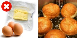Spurgos be sviesto ir kiaušinių. Naminis veganiškų saldumynų receptas!