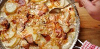 Bulvių apkepas, kuris taps jūsų mėgstamiausiu. Puikiai tinka vakarienei