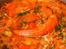 Labai skani faršo ir kopūstų sriuba! Būtinai išbandykite