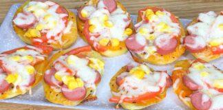 Picos skonio įdarytos bulvės - puikiai tiks pietums ar vakarienei