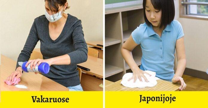 Japonijos švietimo sistemos paslaptys, dėl kurių vaikai užauga sėkmingesni