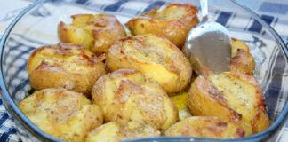 Portugališkai keptos bulvės. Saulėtos šalies receptas...