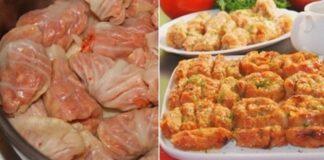 Turkiški kopūstų suktinukai su mėsa. Egzotika jūsų namuose