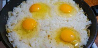 Ryžiai su kopūstais- skanus garnyras ir pagrindinis patiekalas