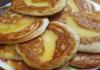 Blyneliai su kefyru ir obuoliais. Puiki idėja pusryčiams!