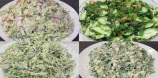 Kokios salotos geriausiai tinka pavasario metu? Keletas receptų
