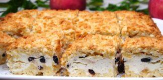 Minkštas, švelnus ir lengvai paruošiamas pyragas