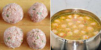 Sočios bulvių ir mėsos kukulių sriubos paslaptis! Patiekalą pamėgs kiekvienas