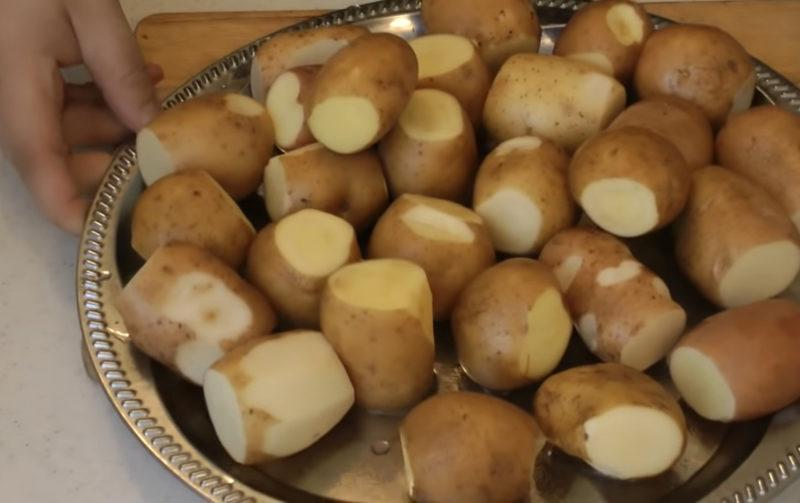 bulvių šašlykas
