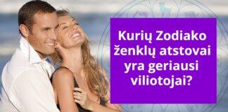 Zodiako ženklų reitingas: kurie vyrai yra geriausi viliotojai?