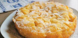 Greitas obuolių pyragas. Šį skanėstą kepsite visus metus!