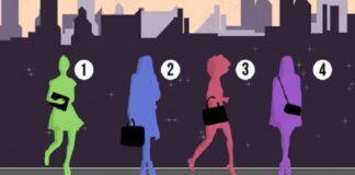 Psichologinis testas: kuri iš šių moterų yra vyriausia?