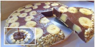 Tobulas šokoladinis pyragas, kurio nereikia kepti. Vaikai jį dievins!
