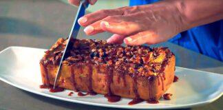 Lengvas ir labai skanus itališkas- prancūziškas obuolių pyragas