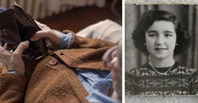 Po 65 metų santuokos žmona vyro piniginėje rado paslėptą nuotrauką. Ji buvo labai nustebusi