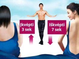 Kaip kvėpuoti, kad tirptų kilogramai? Efektyvi japoniška technika