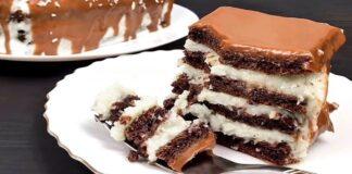"""Nuostabaus skonio """"Bounty"""" pyragas. Jis - nepamirštamas!"""