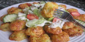 Kepti bulvių kukuliukai. Netgi skaniau nei keptos bulvytės!