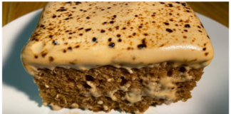 """Pyragas """"Nescafe"""" - lengvai paruošiamas, pasakiško skonio desertas"""