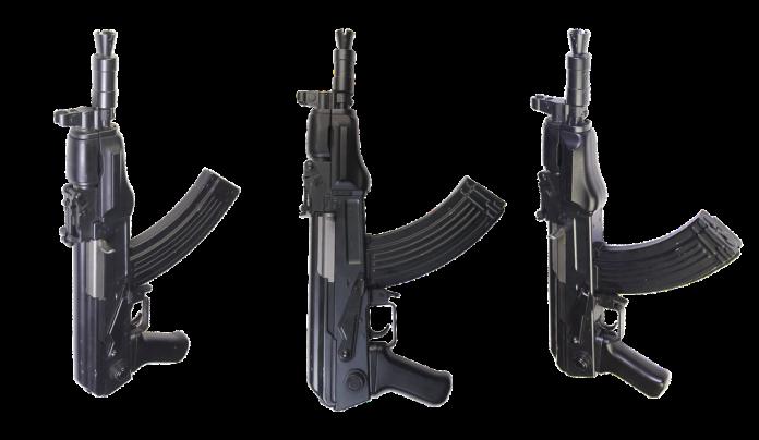 ginklas kalašnikov