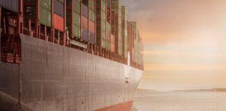 laivas konteineriai