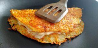 Perlenkti bulviniai blynai su sūriu: tobuli pietūs arba vakarienė