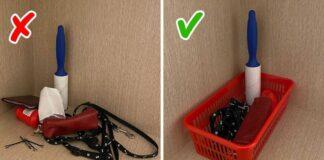 Dažniausiai pasitaikančios klaidos, kurias žmonės daro laikydami daiktus mažame bute