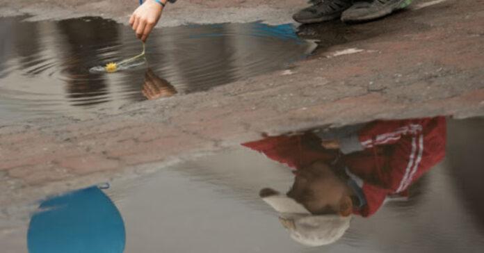 Berniukas verkė per lietų ir bijojo grįžti namo... Istorija su netikėta pabaiga