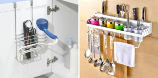 28 idėjos, kaip laikyti įvairius daiktus. Jūsų namuose pagaliau bus tvarka!