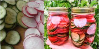 Sezoninis ridikėlių ir agurkų užkandis. Liksite neabejingi sodriam skoniui!